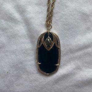 Kendra Scott Jewelry - Long Black Kendra Scott